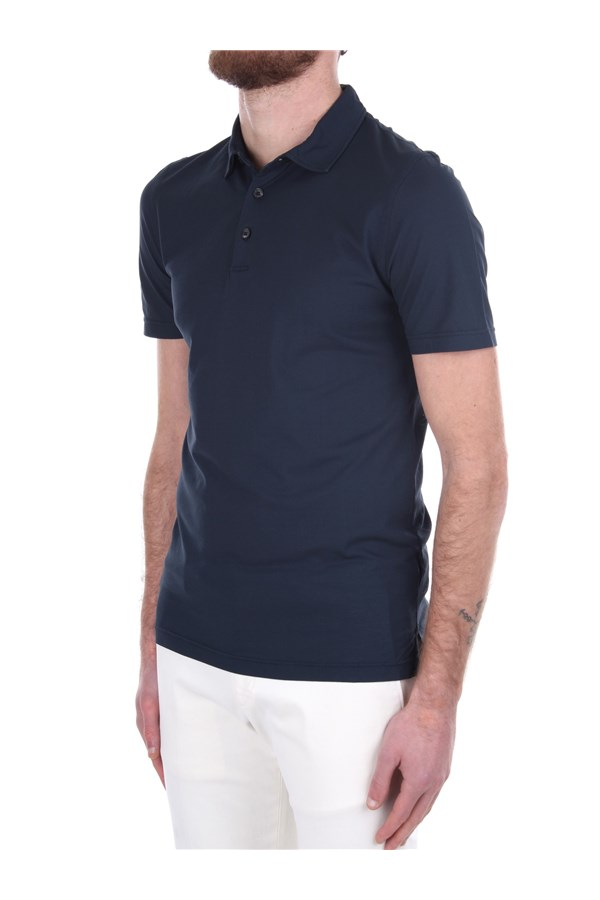 Ab-kost Short sleeves Blue