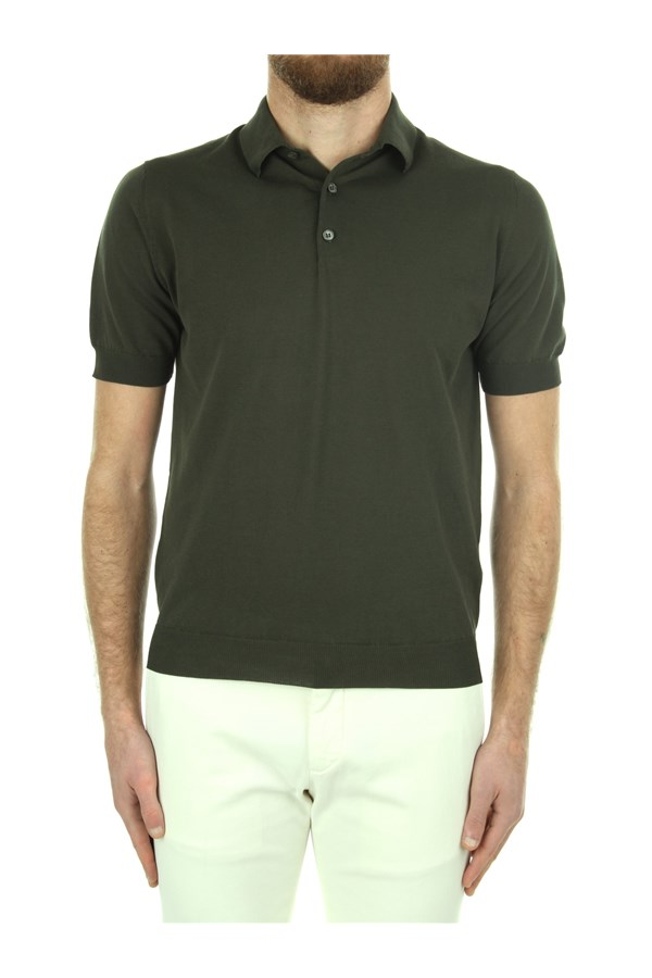 Arrows Short sleeves Green