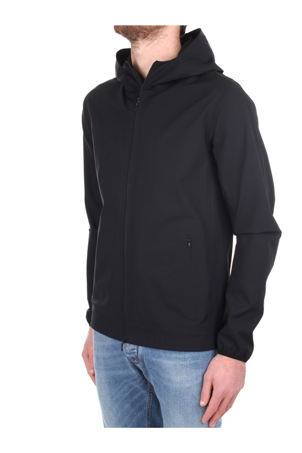 Herno Windbreakers Black