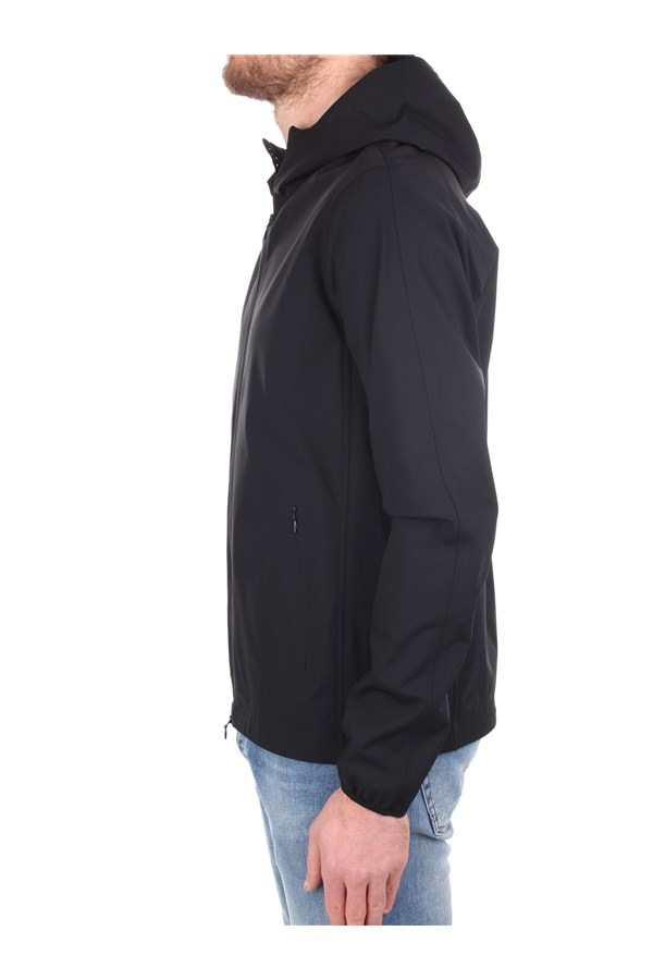 Herno Outerwear Windbreakers Man GI0188U 12301S 9300 2