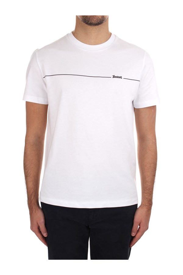 Herno Short sleeve White