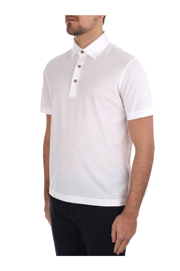 Herno Short sleeves White