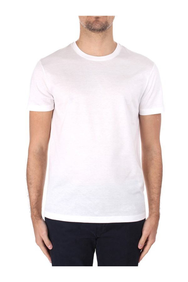 Ballantyne Short sleeve White