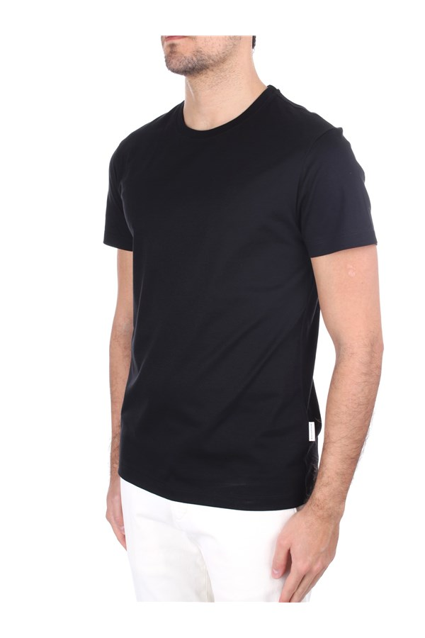 Ballantyne Short sleeve Black