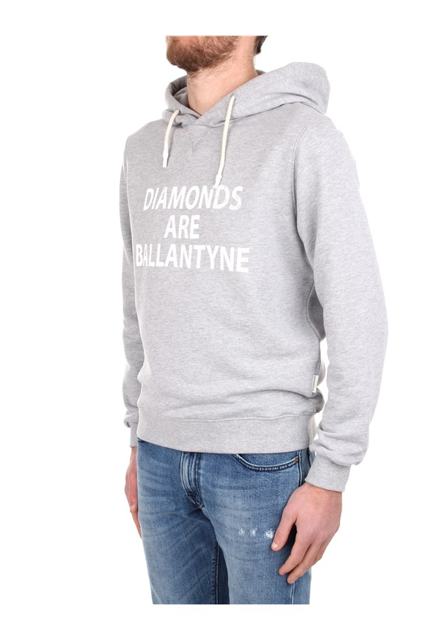 Ballantyne Hoodies Grey
