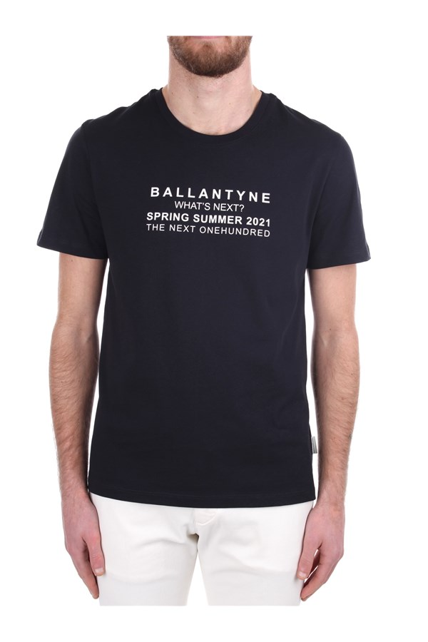 Ballantyne Short sleeve SMW114 UCTA8 Blue