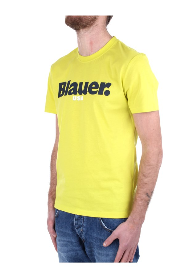 Blauer Short sleeve Yellow