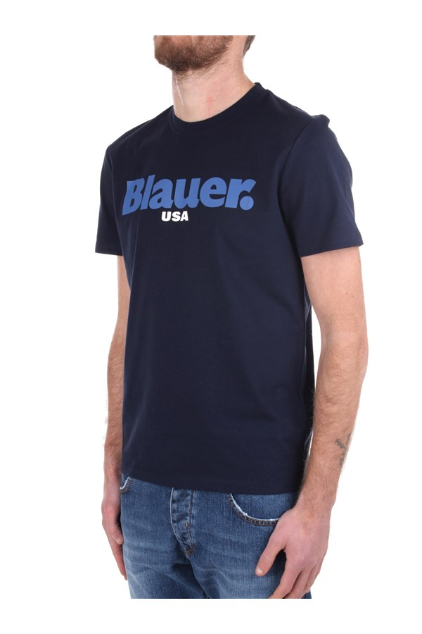 Blauer T-shirt Short sleeve Man 21SBLUH02128 004547 1