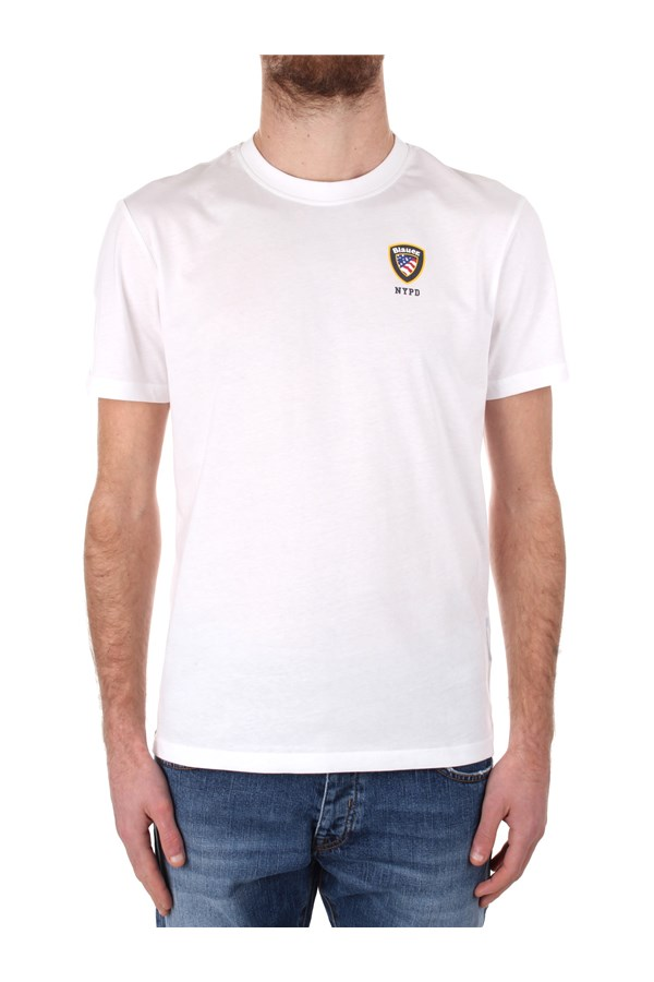 Blauer Short sleeve White
