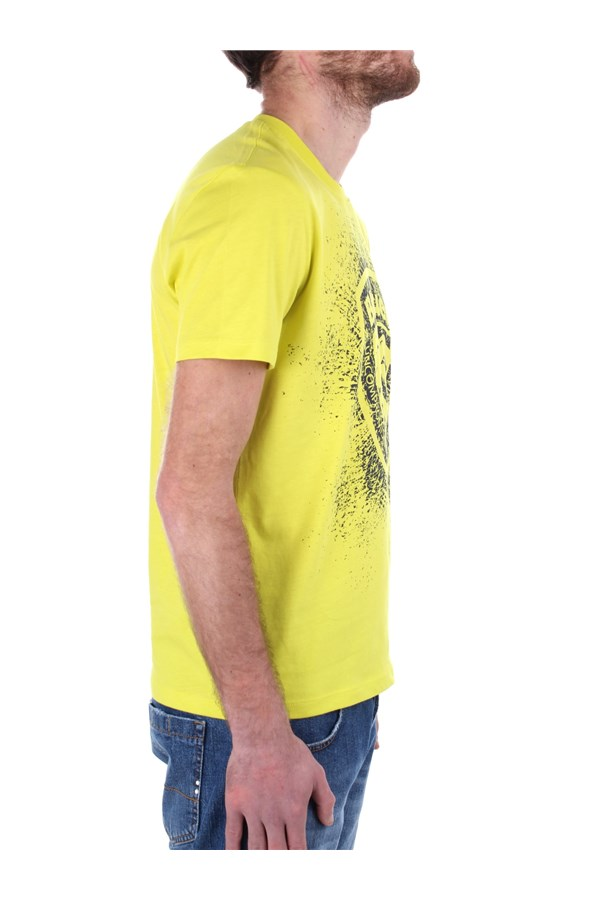 Blauer T-shirt Short sleeve Man 21SBLUH02134 004547 7