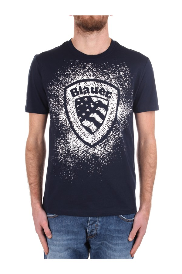 Blauer T-shirt Short sleeve Man 21SBLUH02134 004547 0