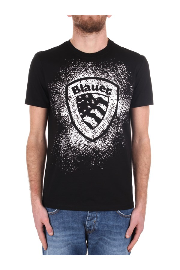 Blauer Short sleeve 21SBLUH02134 004547 Black