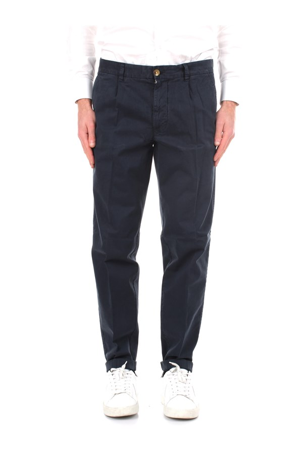 Blauer Chino No Colour