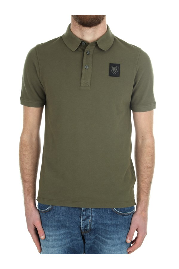 Blauer Short sleeves Green