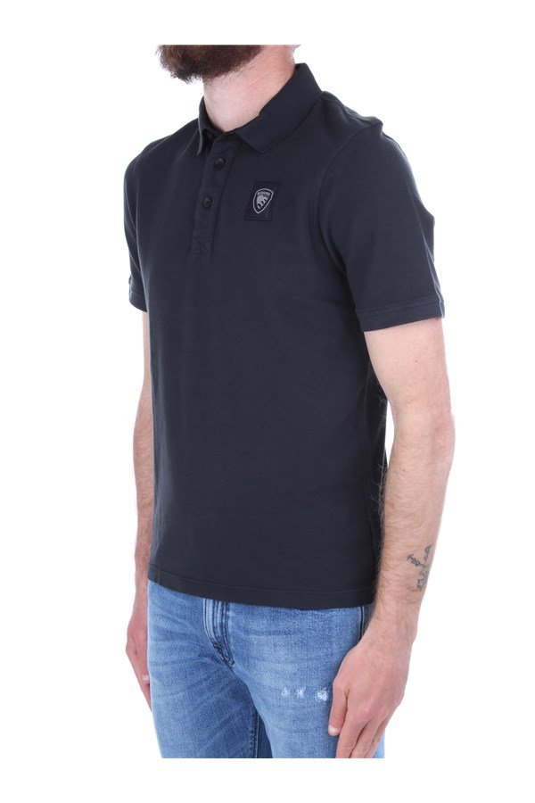 Blauer Short sleeves Black