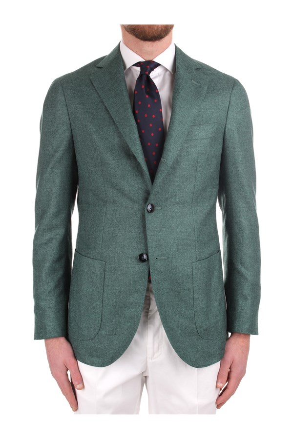 Barba Blazer Green