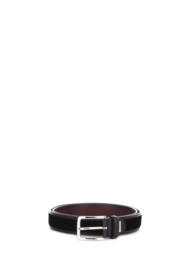 Corneliani Belts Black