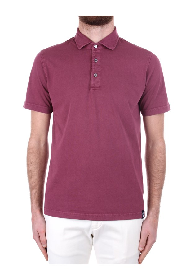 Drumohr Polo shirt Red