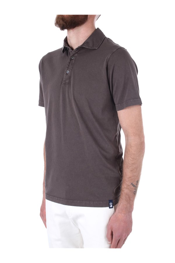 Drumohr Polo shirt Brown