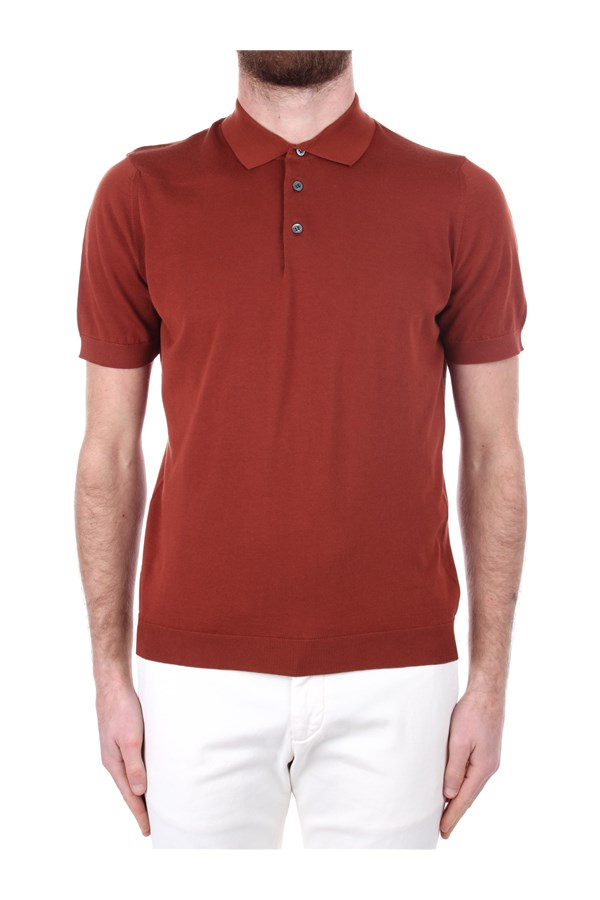 Drumohr Short sleeves Red