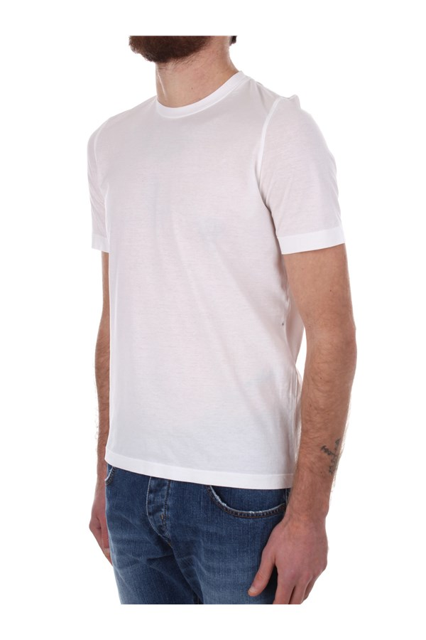 H953 Short sleeve White