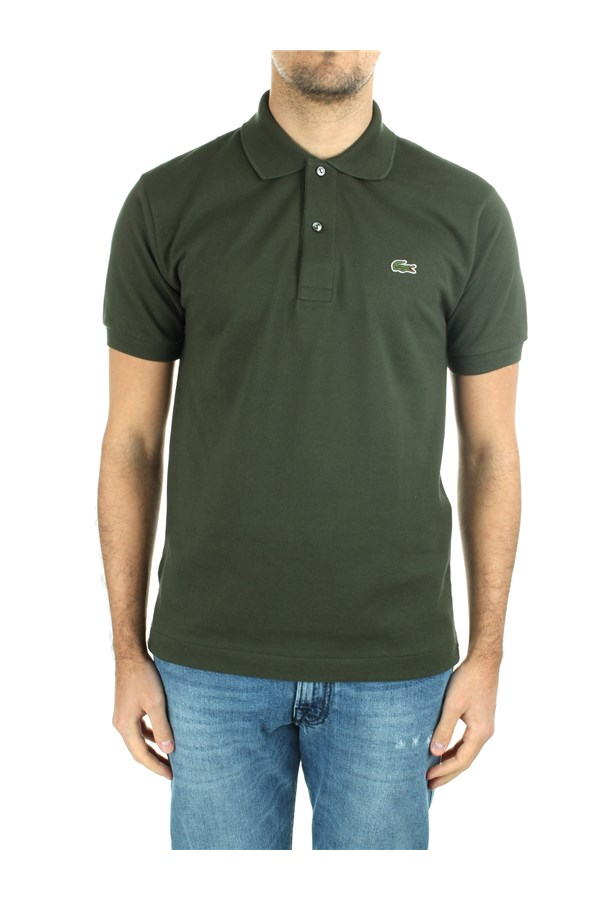 Lacoste Short sleeves 1212 Green
