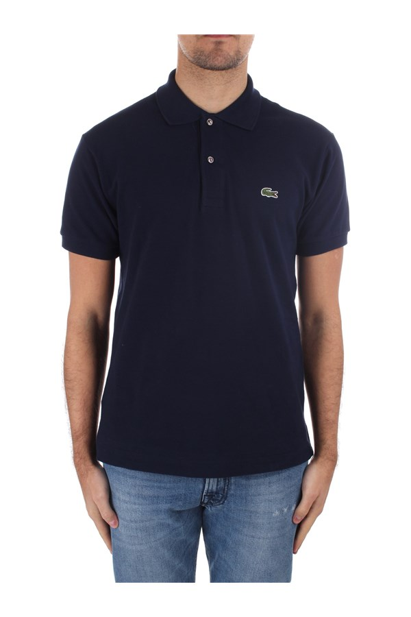 Lacoste Short sleeves 1212 Blue