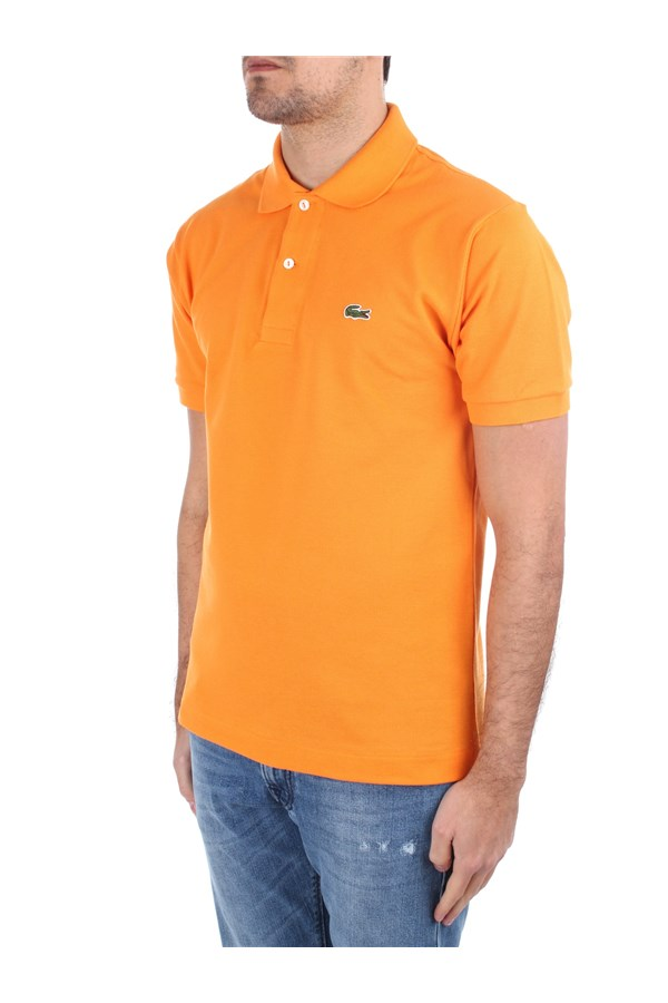 Lacoste Short sleeves Orange