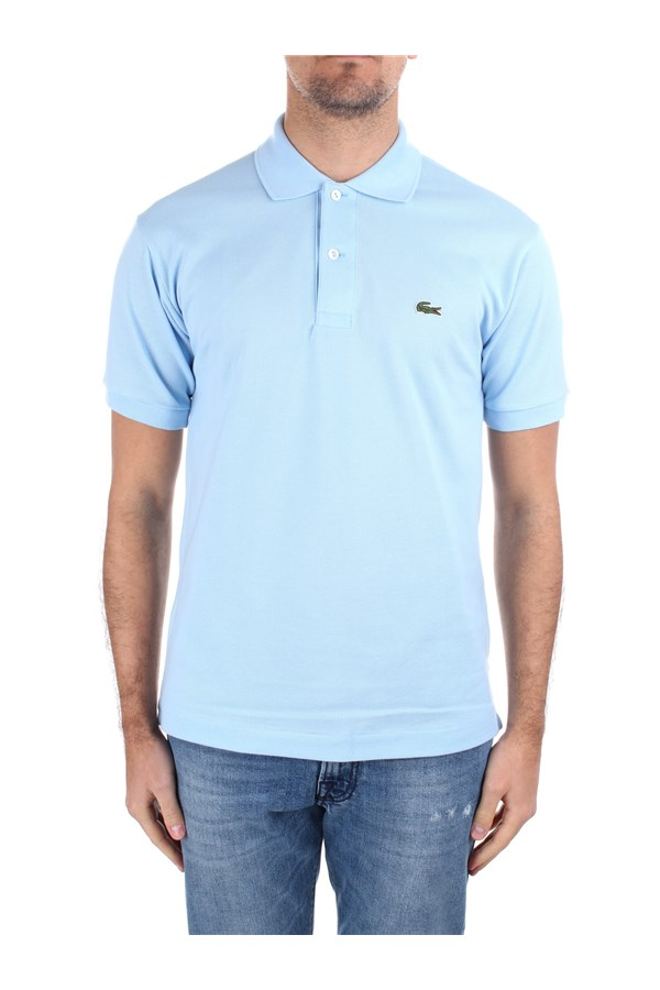 Lacoste Short sleeves 1212 Turquoise