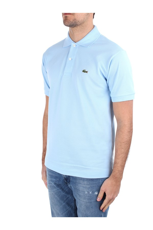 Lacoste Short sleeves Turquoise