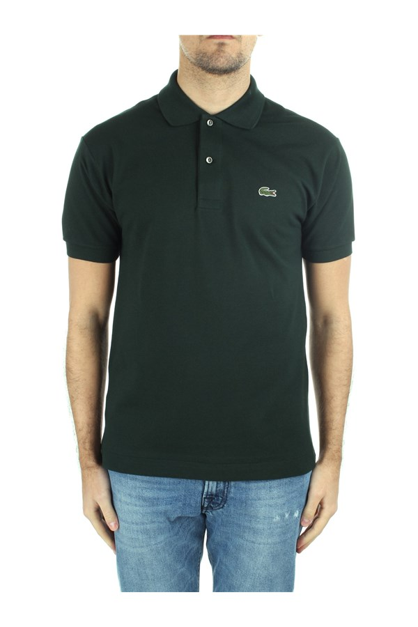 Lacoste Short sleeves Green