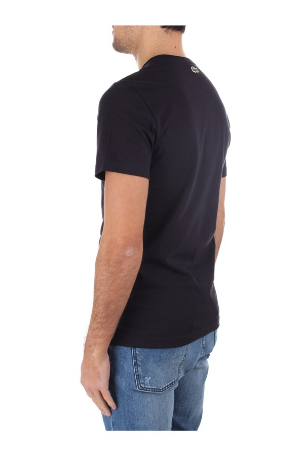 Lacoste T-shirt Short sleeve Man TH0051 3