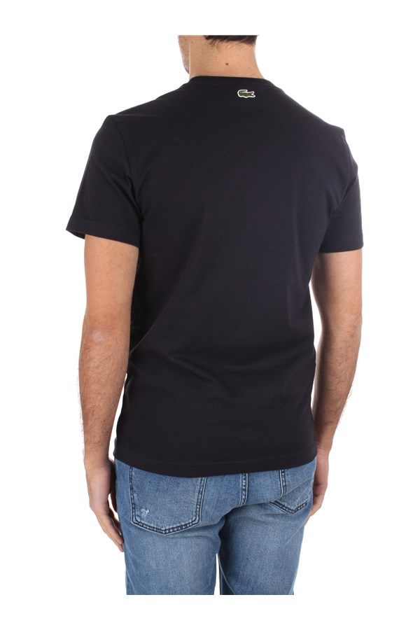 Lacoste T-shirt Short sleeve Man TH0051 4