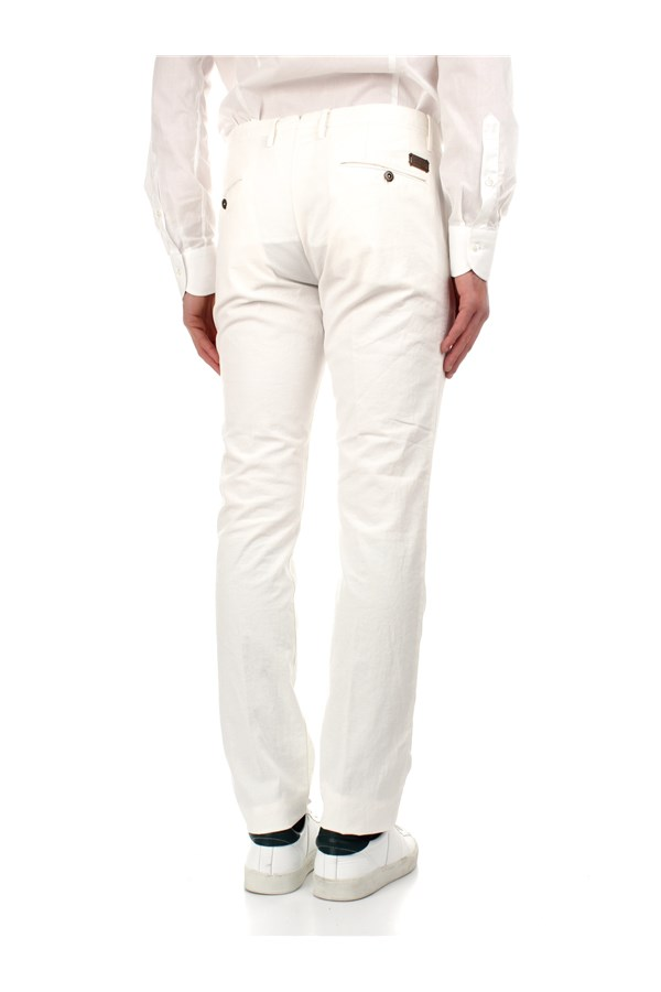 Incotex Trousers Chino Man 12S104 90872 5