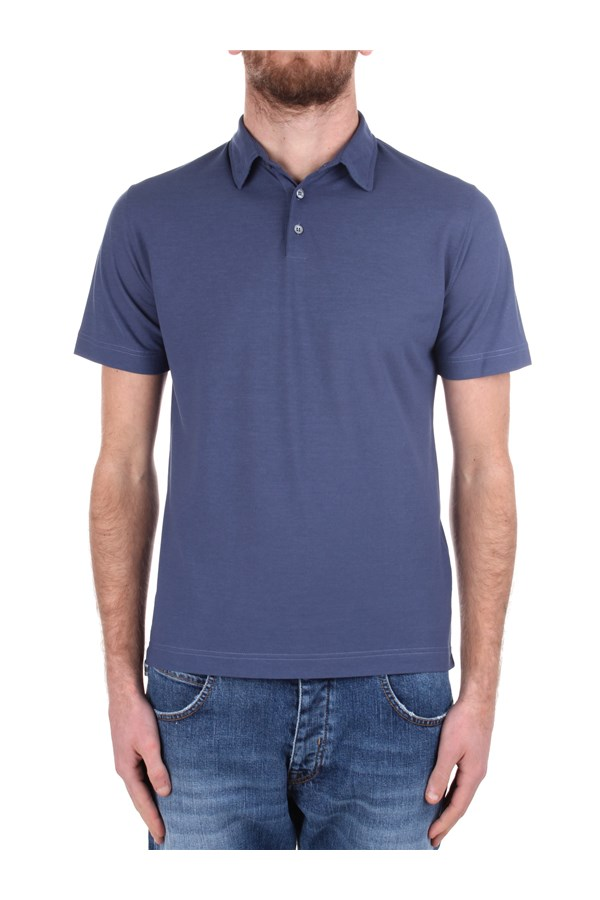 Zanone Polo shirt Short sleeves Man 811818 Z0380 0