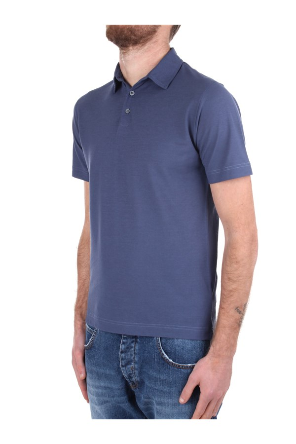 Zanone Polo shirt Short sleeves Man 811818 Z0380 1