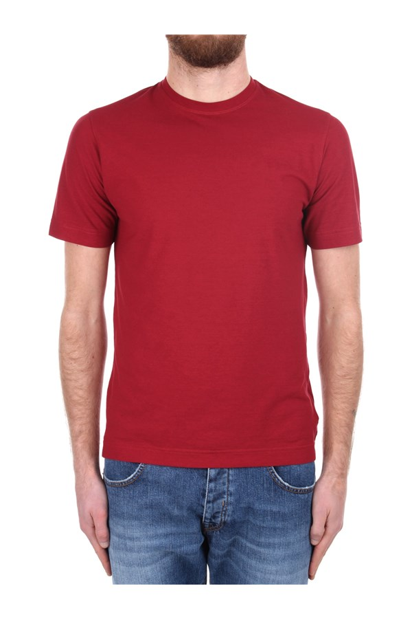Zanone Short sleeve 811821 Z0380 Red
