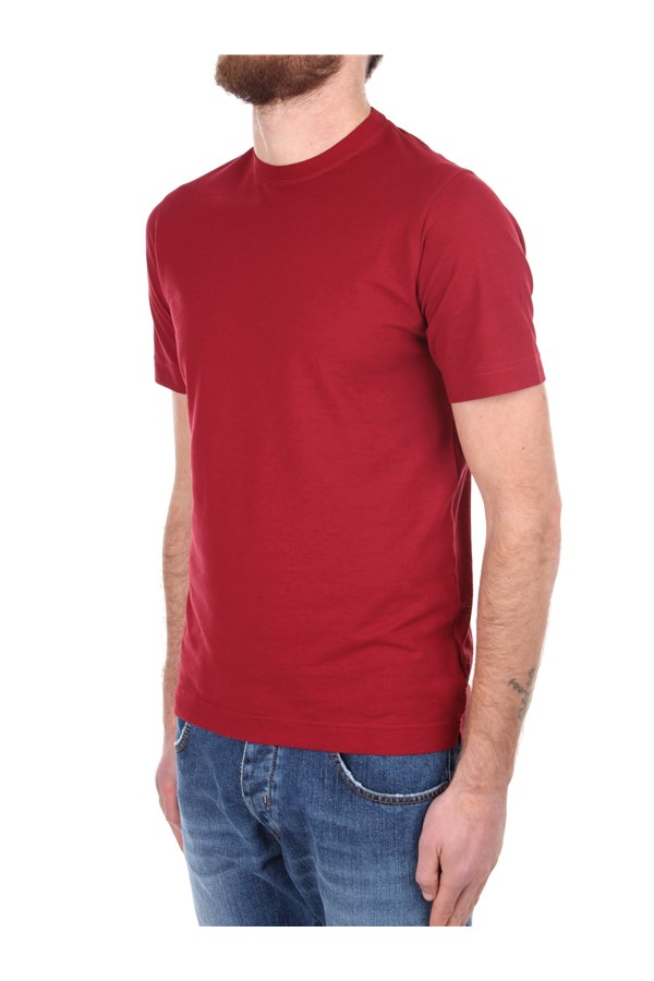 Zanone Short sleeve Red