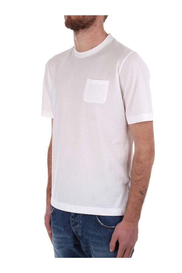 Zanone Short sleeve White
