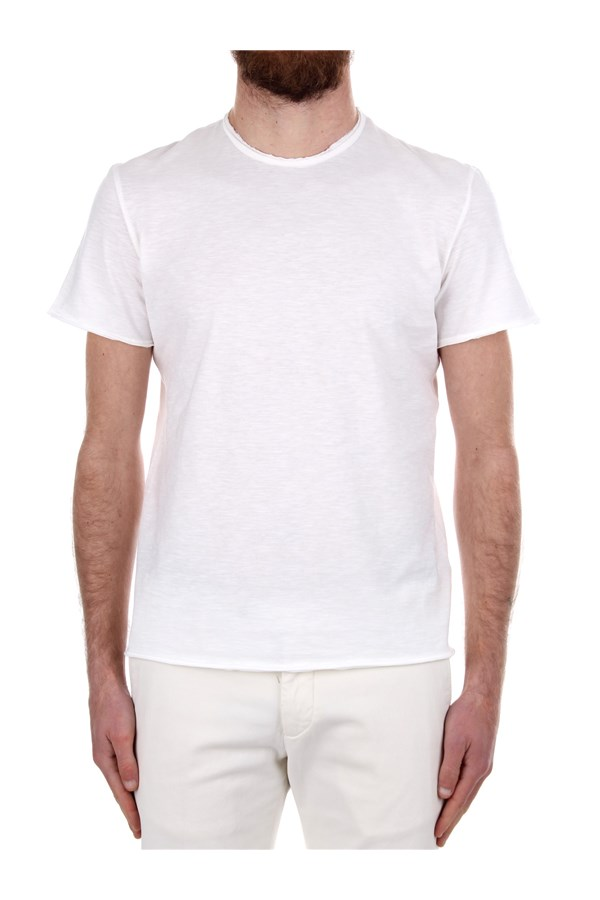 Tela Genova Short sleeve White