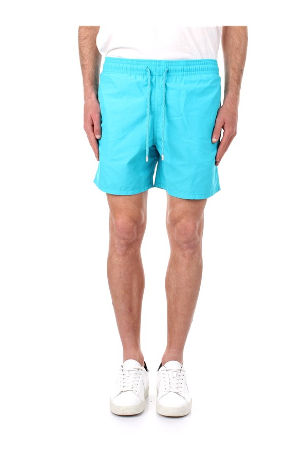 Vilebrequin Sea shorts Turquoise