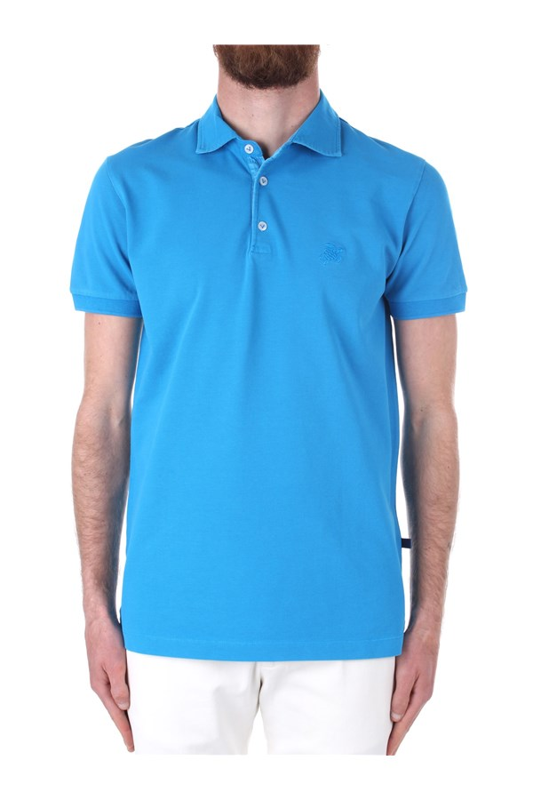 Vilebrequin Short sleeves Turquoise