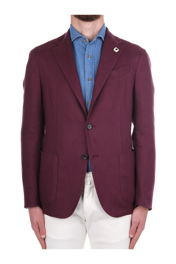 Lardini Blazer Red