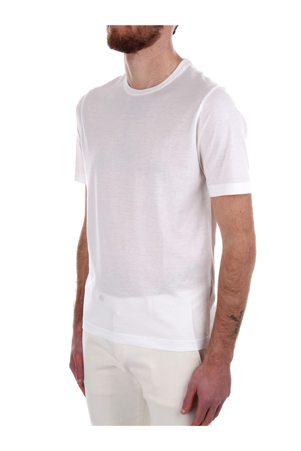 Kired Short sleeve White
