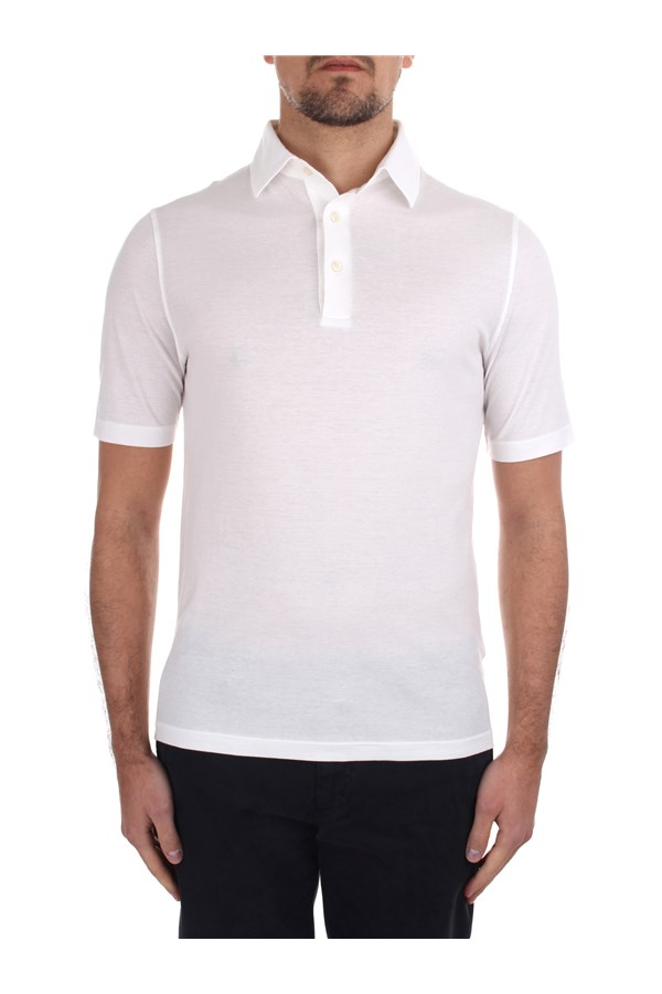 Kired Short sleeves White