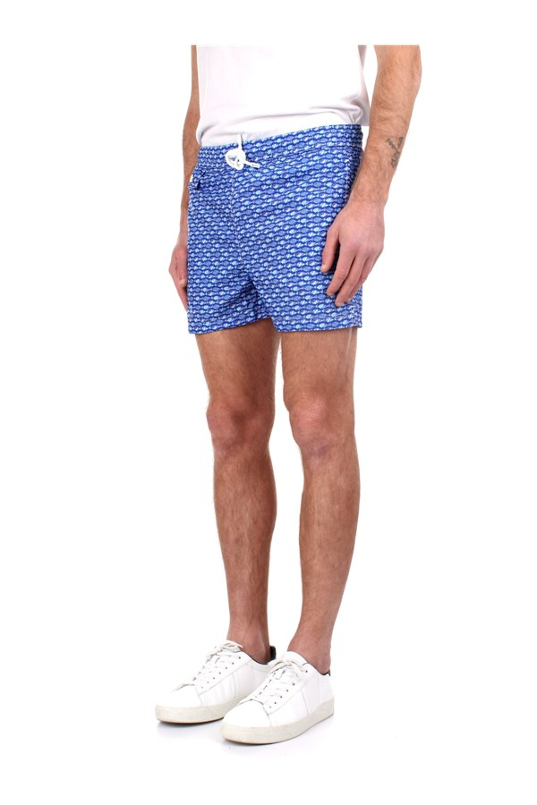 Kiton Sea shorts Multicolor