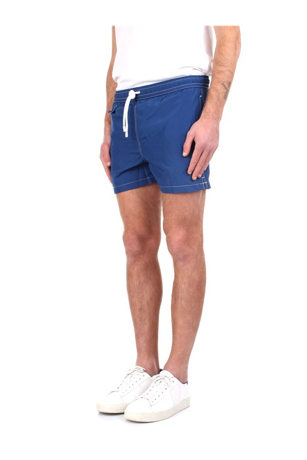 Kiton Sea shorts Blue