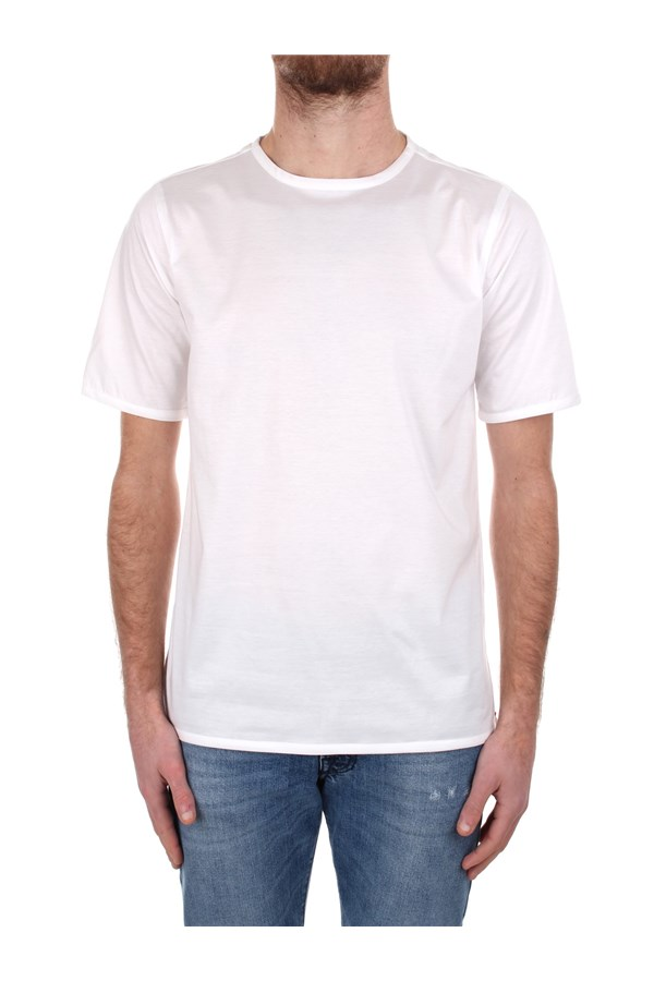 Kiton Short sleeve White