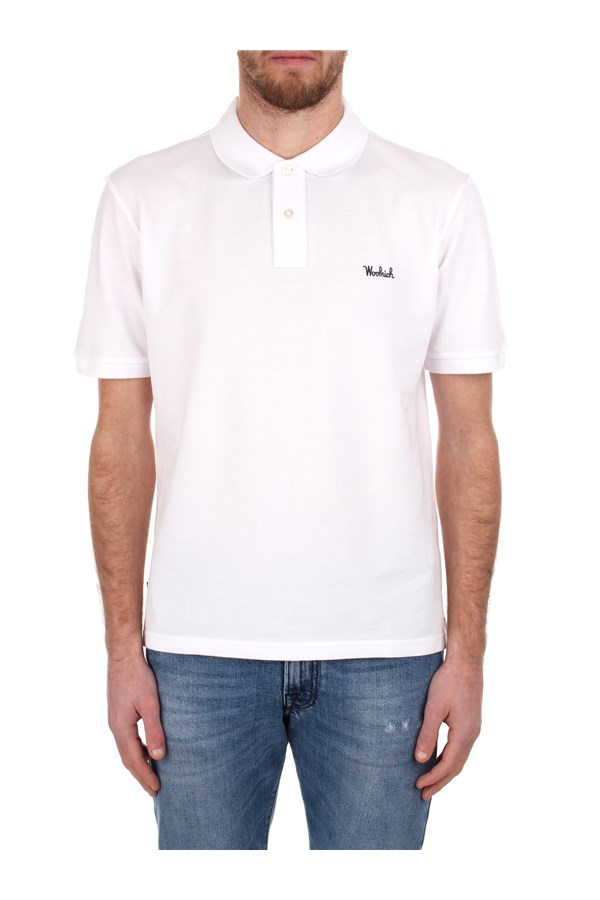 Woolrich Short sleeves White