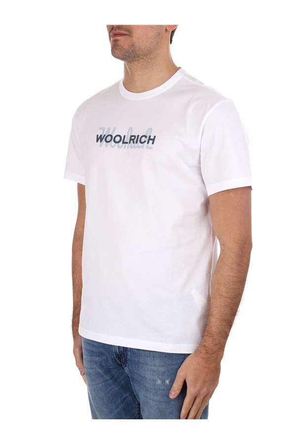 Woolrich Short sleeve White